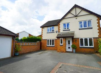 Thumbnail 5 bedroom detached house for sale in Rotherhead Close, Horwich, Bolton