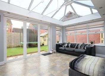 Thumbnail 4 bed detached house for sale in Battle Close, Boroughbridge, York