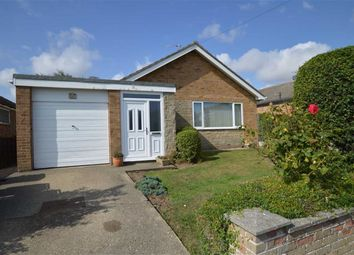 Thumbnail 3 bed detached bungalow for sale in Draycott Avenue, Hornsea, East Yorkshire