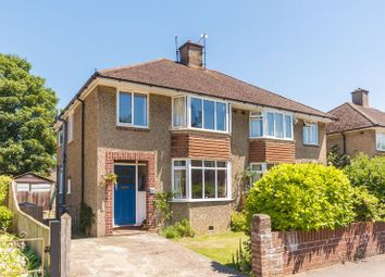 Thumbnail Semi-detached house for sale in Home Close, Wolvercote, Oxford