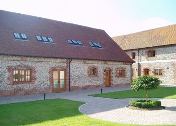 Thumbnail 3 bed barn conversion to rent in Sages Lane, Privett, Alton