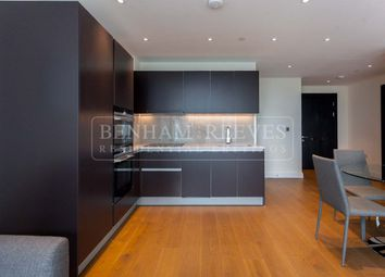 Thumbnail 1 bed flat to rent in Valetta House, Queenstown Road