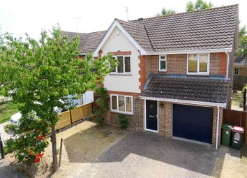 Thumbnail 4 bed detached house to rent in Fenchurch Road, Maidenbower, Crawley
