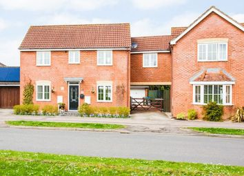 Thumbnail 3 bed detached house for sale in Cotswolds Way, Calvert, Buckingham