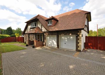 4 bed detached house for sale in Gravesend Road, Wrotham, Sevenoaks TN15