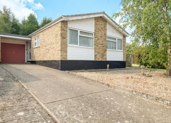 Thumbnail 3 bed detached bungalow for sale in The Chase, Worlingham, Beccles