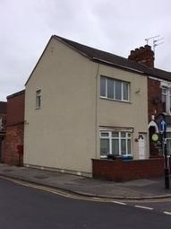 Thumbnail 2 bedroom end terrace house to rent in Clumber Street, Hull