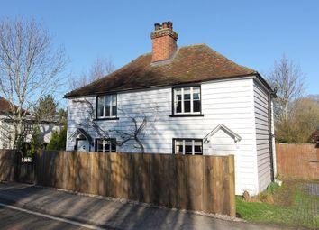 Thumbnail 2 bed detached house for sale in Ashford Road, Bethersden, Ashford