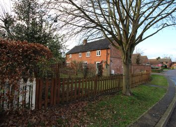 Thumbnail 4 bed detached house for sale in The Meadows, Thurton, South Norfolk