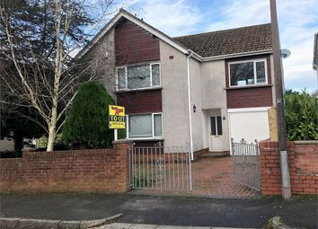 Thumbnail 4 bed detached house to rent in Wellfield, Bishopston, Swansea