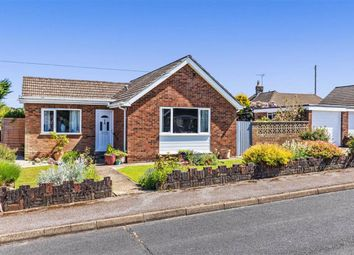 Thumbnail 3 bed detached bungalow for sale in Housefield, Ashford, Kent