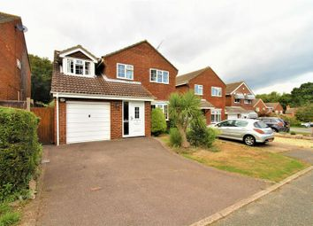 Thumbnail 4 bed detached house for sale in Fry Close, Hamble, Southampton