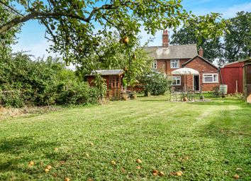 Thumbnail 2 bedroom semi-detached house for sale in London Road, Shadingfield, Beccles