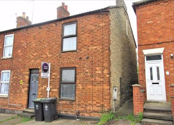 Thumbnail 2 bed end terrace house to rent in Finedon Road, Irthlingborough, Northamptonshire