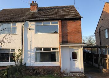 Thumbnail 3 bed property to rent in Serlby Road, Newthorpe, Nottinghamshire