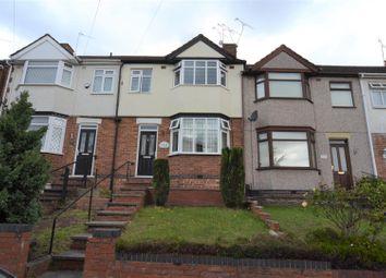 3 bed terraced house for sale in Sadler Road, Radford, Coventry CV6