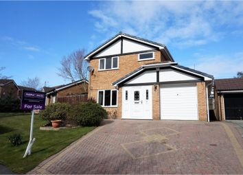 Thumbnail 3 bed detached house for sale in Ashbrook Avenue, Sutton Weaver