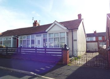 Thumbnail 2 bed bungalow for sale in Hemingway, Blackpool, Lancashire