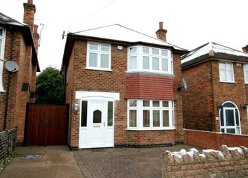 Thumbnail 3 bed detached house to rent in Heckington Drive, Wollaton, Nottingham