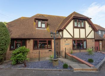 Thumbnail 4 bed detached house for sale in Acol Hill, Acol, Birchington