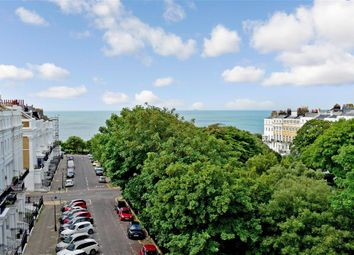 Thumbnail 3 bed flat for sale in Sussex Square, Brighton, East Sussex