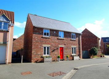 Thumbnail 4 bed detached house for sale in Rosemary Crescent, Portishead, North Somerset