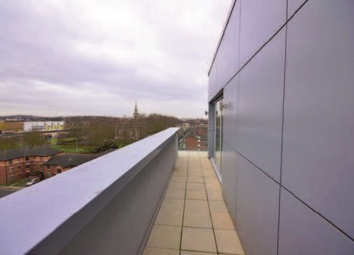 Thumbnail 3 bed flat to rent in Theatro Tower, Creek Road, London, Greater London