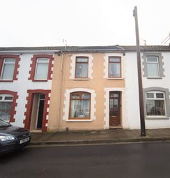 Thumbnail 3 bed terraced house for sale in Seaton Street, Pwllgwaun, Pontypridd