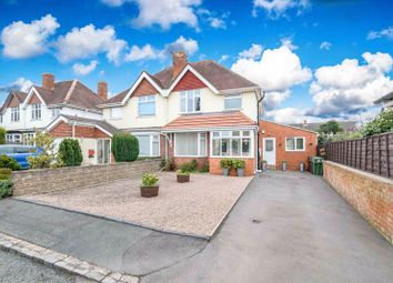 Thumbnail 3 bed semi-detached house for sale in Birmingham Road, Lickey End, Bromsgrove