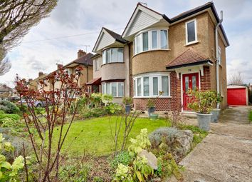 Thumbnail 3 bed semi-detached house for sale in Burnham Avenue, Ickenham