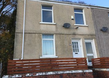 Thumbnail 3 bed end terrace house for sale in Trewyddfa Road, Morriston, Swansea, City And County Of Swansea.