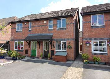 2 bed semi-detached house for sale in Aviemore Close, Ramsbottom, Bury BL0