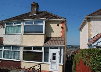 Thumbnail 2 bed semi-detached house to rent in Weston Mill Road, St Budeaux, Plymouth - Viewings After 23.11.19