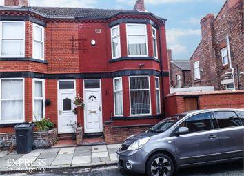 Thumbnail 3 bed end terrace house for sale in Baytree Road, Birkenhead, Merseyside