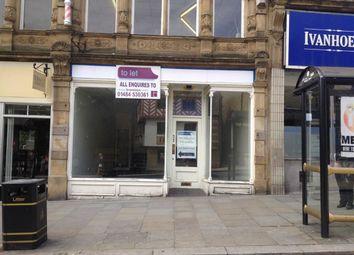 Thumbnail Retail premises to let in Market Street, Halifax, Halifax