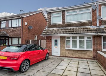 Thumbnail 3 bed semi-detached house for sale in Clare Close, St. Helens, Merseyside