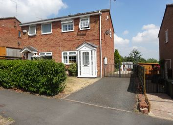 Thumbnail 2 bedroom semi-detached house for sale in Sheridan Drive, Nuneaton