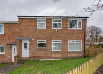 Thumbnail 3 bed end terrace house for sale in Cragside Court, Consett, Consett