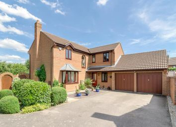 Thumbnail 4 bedroom detached house for sale in Handel Mead, Old Farm Park, Milton Keynes