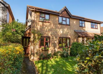 Thumbnail 3 bed semi-detached house for sale in Mayfield Close, Hersham, Walton-On-Thames