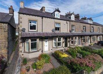 Thumbnail 3 bed end terrace house for sale in High Hill Grove, Settle, North Yorkshire
