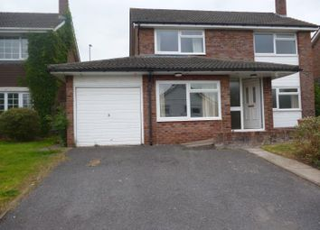 Thumbnail 4 bedroom property to rent in 28 Brookfields, Crickhowell, Powys