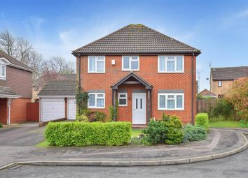 Thumbnail 4 bed detached house for sale in The Platters, Gillingham, Kent
