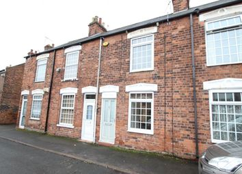 Thumbnail 2 bed terraced house for sale in Watson Street, Sutton-On-Hull, Hull