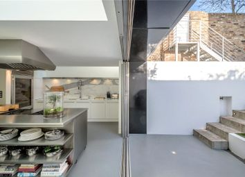Thumbnail 3 bed end terrace house for sale in Hemingford Road, London