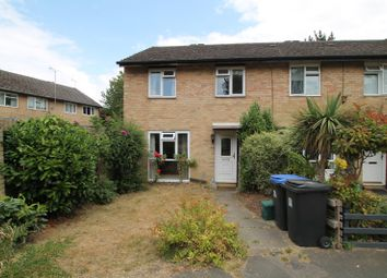Thumbnail 3 bedroom terraced house to rent in Meyrick Close, Knaphill, Woking