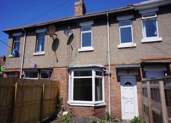 Thumbnail 3 bedroom terraced house to rent in Cavendish Gardens, Ashington