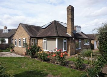 Thumbnail 3 bed detached bungalow for sale in Boston Road, Sleaford