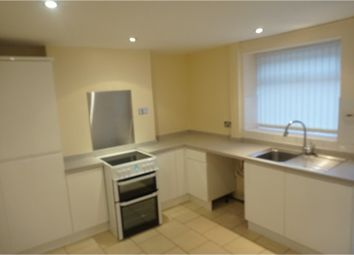 Thumbnail 2 bedroom terraced house to rent in High Street, Wrexham