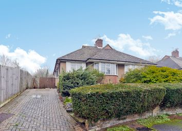 3 bed semi-detached bungalow for sale in Beaufort Way, Ewell, Epsom KT17